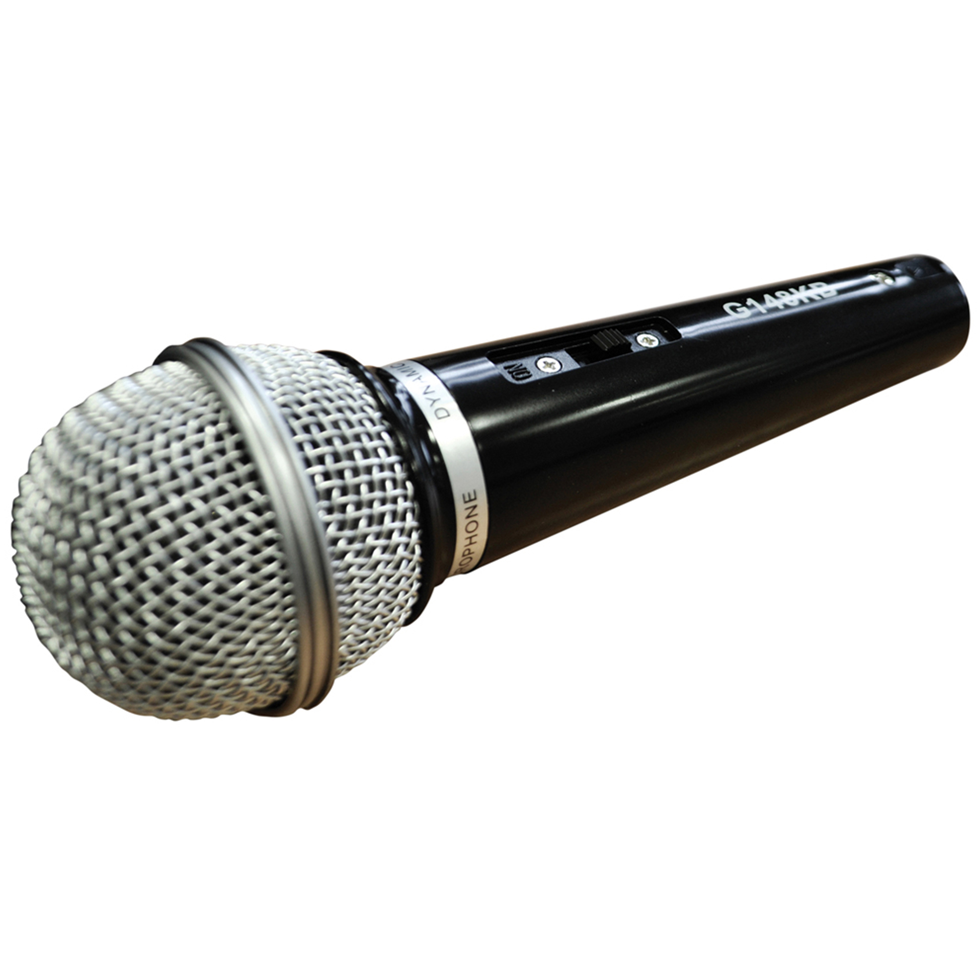 soundlab g148kb dynamic vocal microphone kit. Black Bedroom Furniture Sets. Home Design Ideas