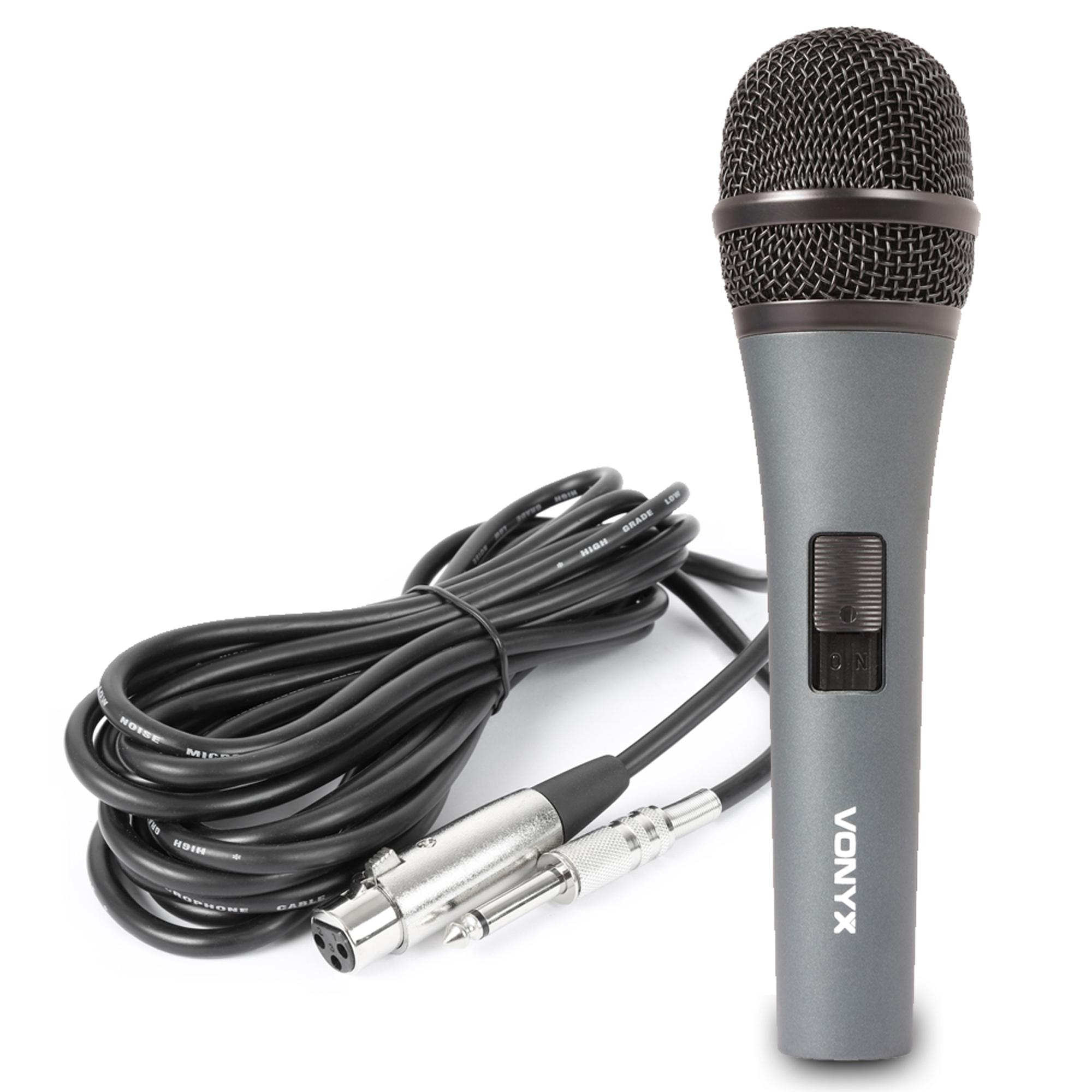 Vonyx DM825 Wired Microphone