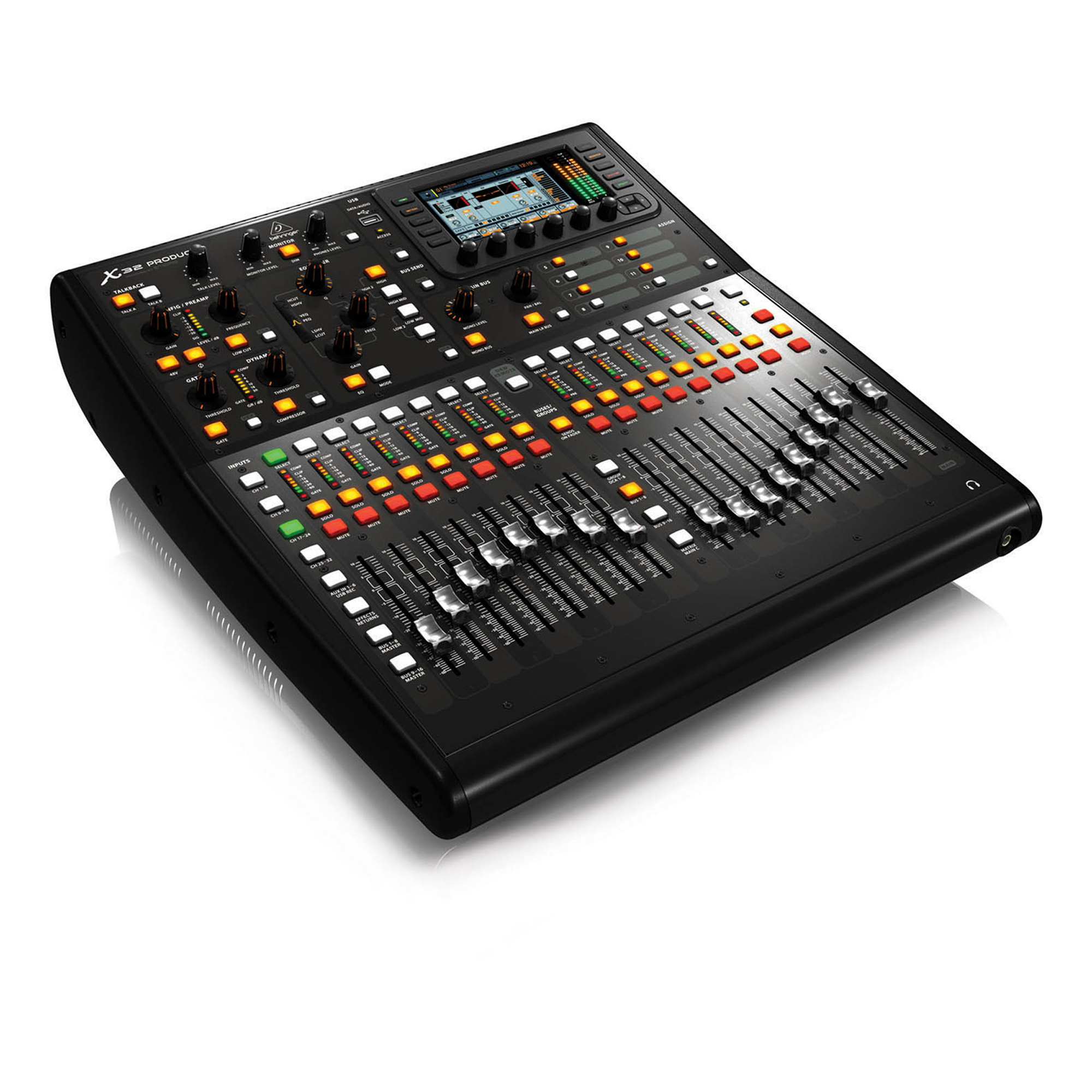 behringer x32 producer 16 channel digital mixer. Black Bedroom Furniture Sets. Home Design Ideas