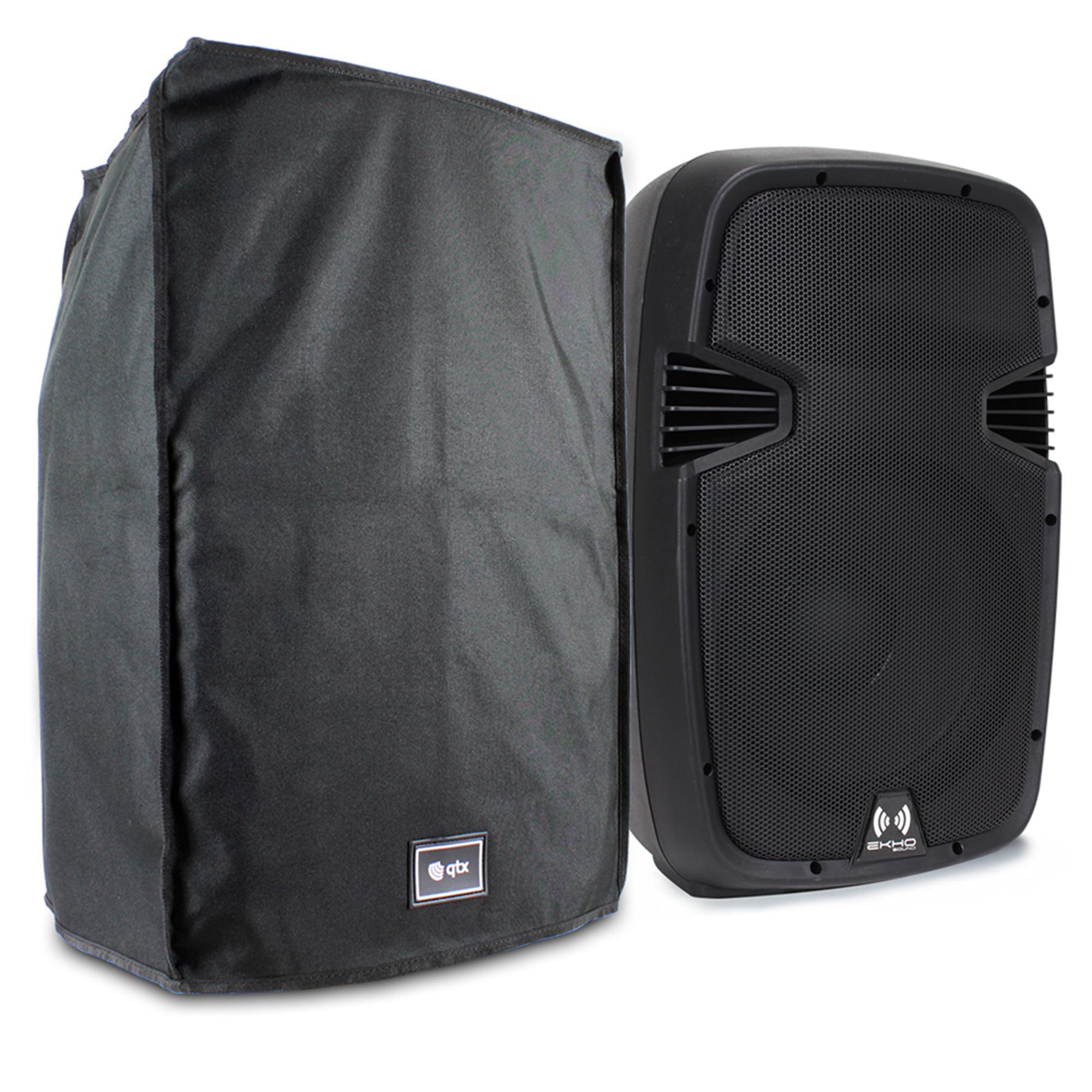 "Ekho RS12A 12"" Active Speaker & Water-Resistant Speaker Cover"