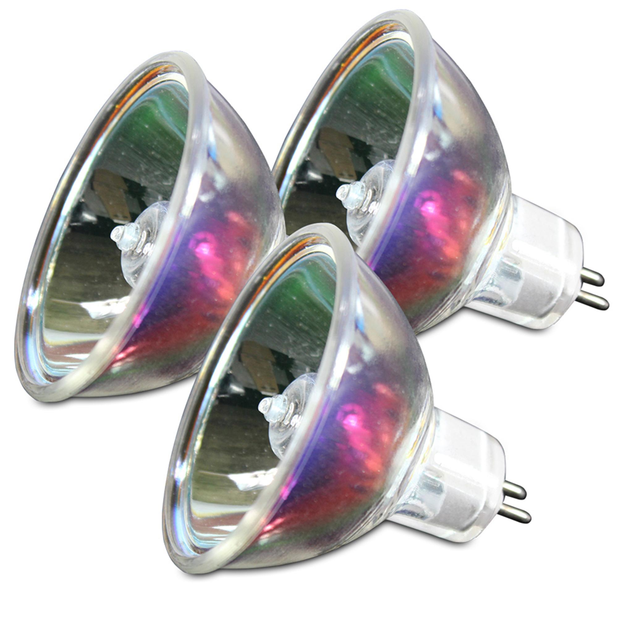 FX Lab G016ZLR 24V Dichroic Lamp, Set of 3