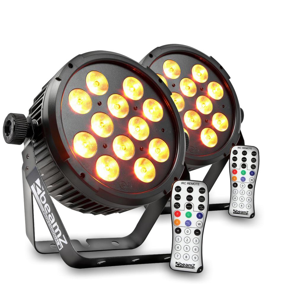 BeamZ BT300 LED Par Can Pair