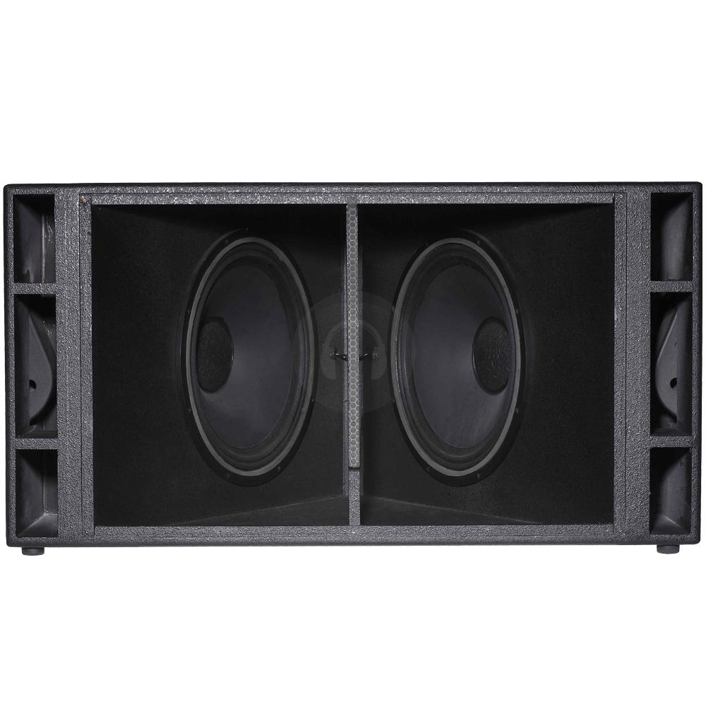 Wharfedale 2x 18 Inch Professional Sub Speaker Cabinet DJ Disco ...