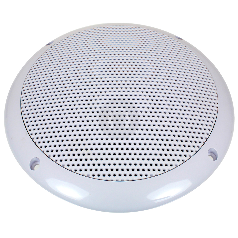 100w water resistant ceiling speakers bathroom garden patio wall mounting ebay for Ceiling speakers for bathroom