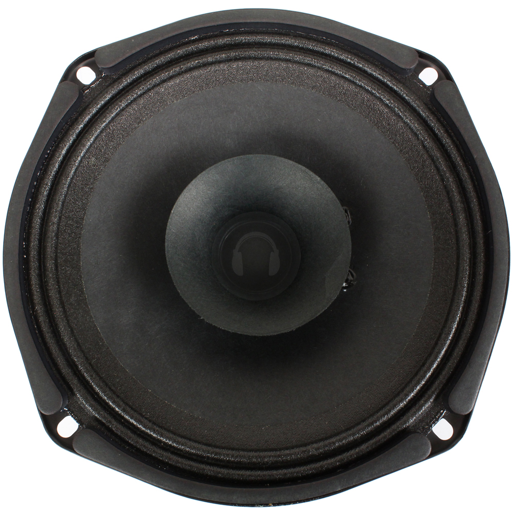 6 Full range speaker