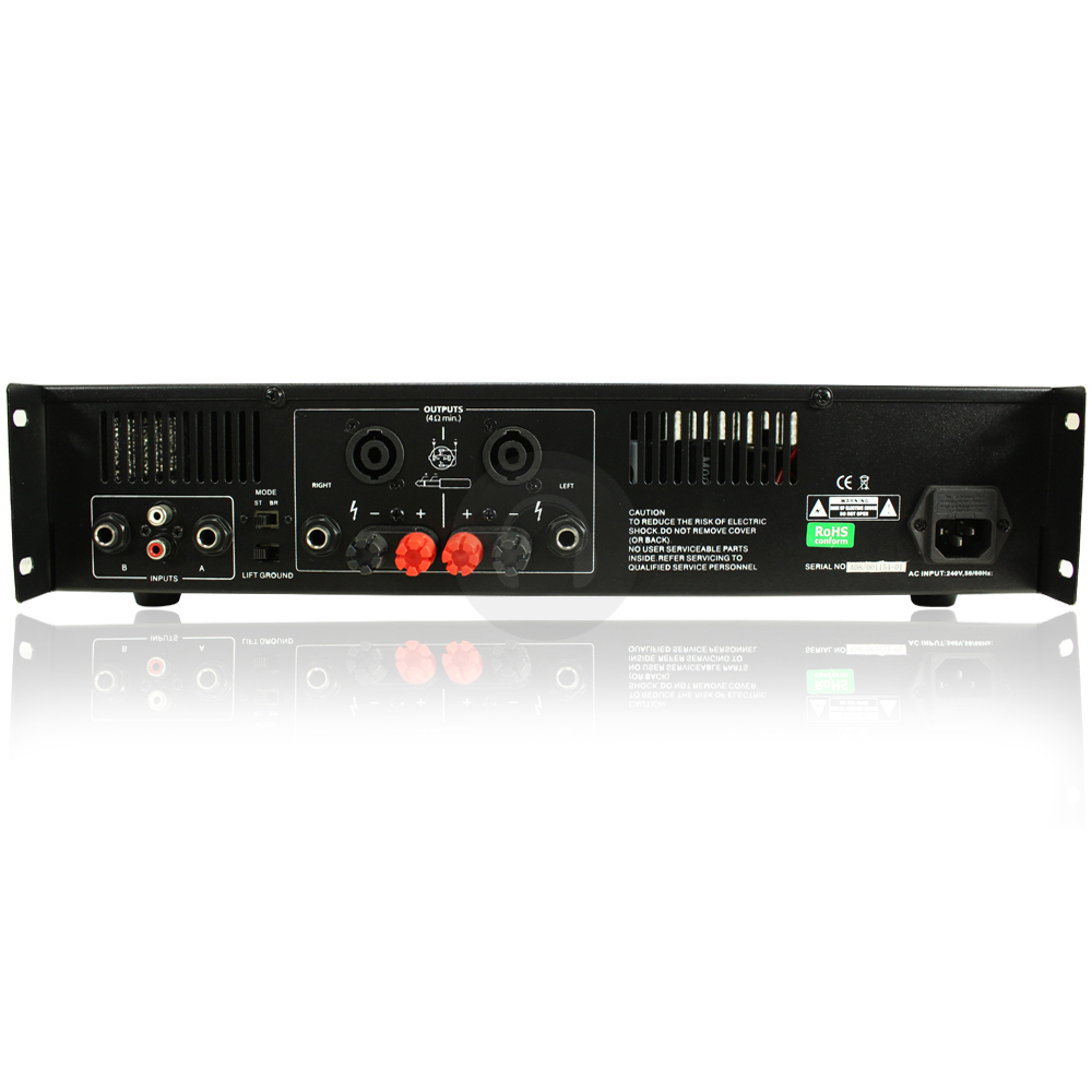 6 Etl Business Requirements Specification Template Reyri: Skytec PA Amplifier SKY-1500 II Power Amp DJ Party Disco