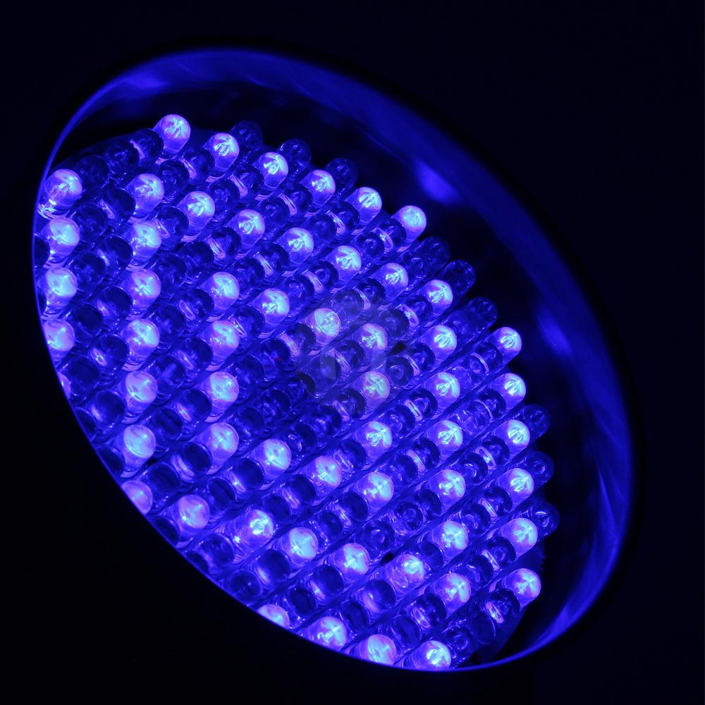 ekho led dmx par 64 can rgb uplighter light ebay. Black Bedroom Furniture Sets. Home Design Ideas