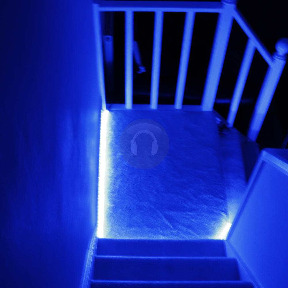 Best Rope Lights For Deck : Mega long bright ft led rope light home outdoor garden deck ropelight blue