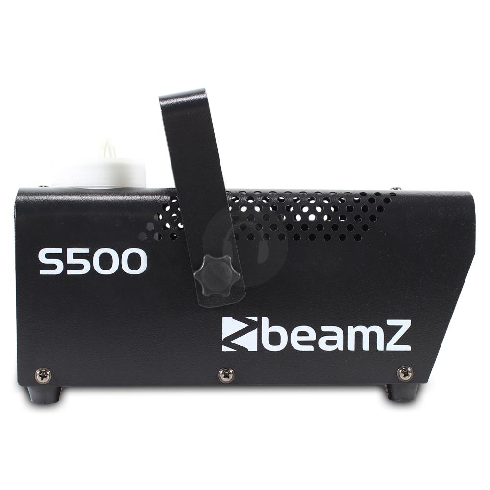smallest smoke machine