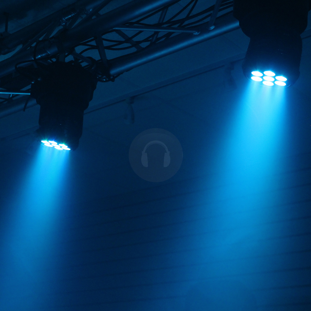 mhl 74 led dmx mini moving head light dj disco party theatre lighting