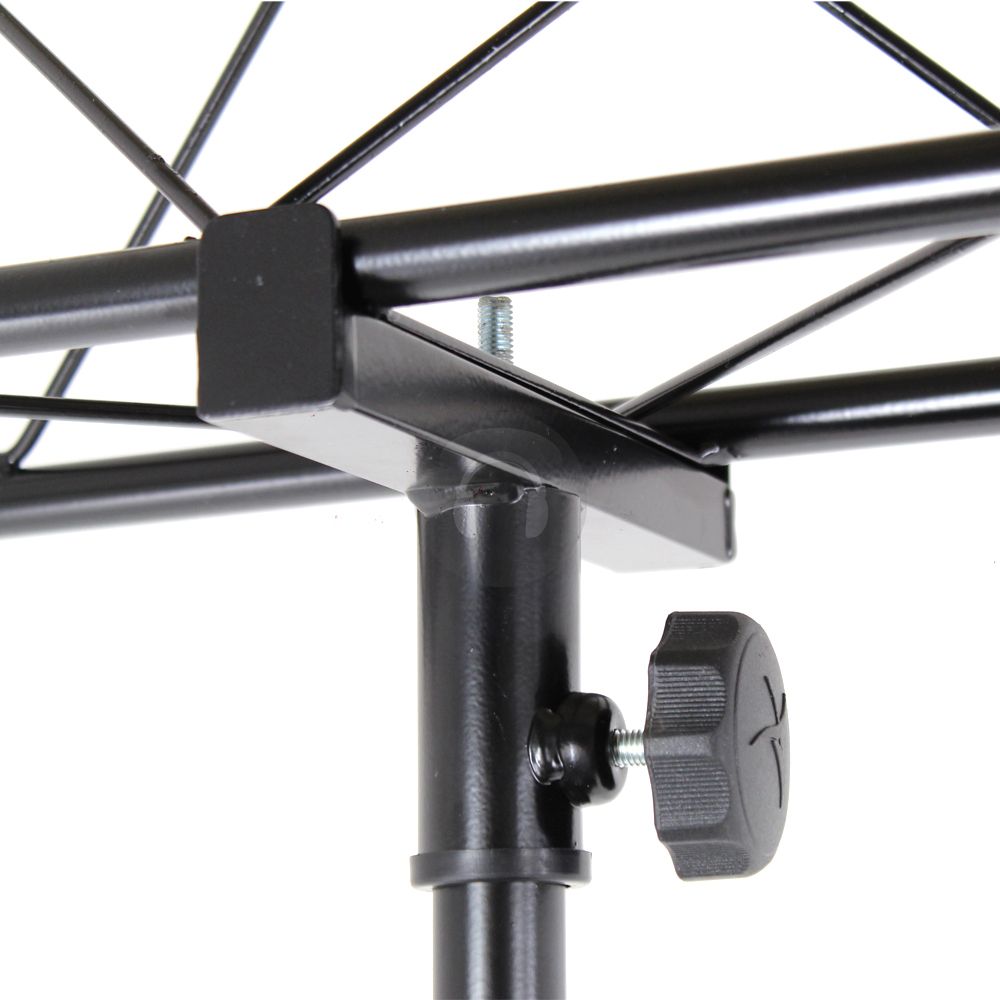 Industrial Rig Lights Ir4: Ekho Professional 3m Trussing Lighting Rig Stand