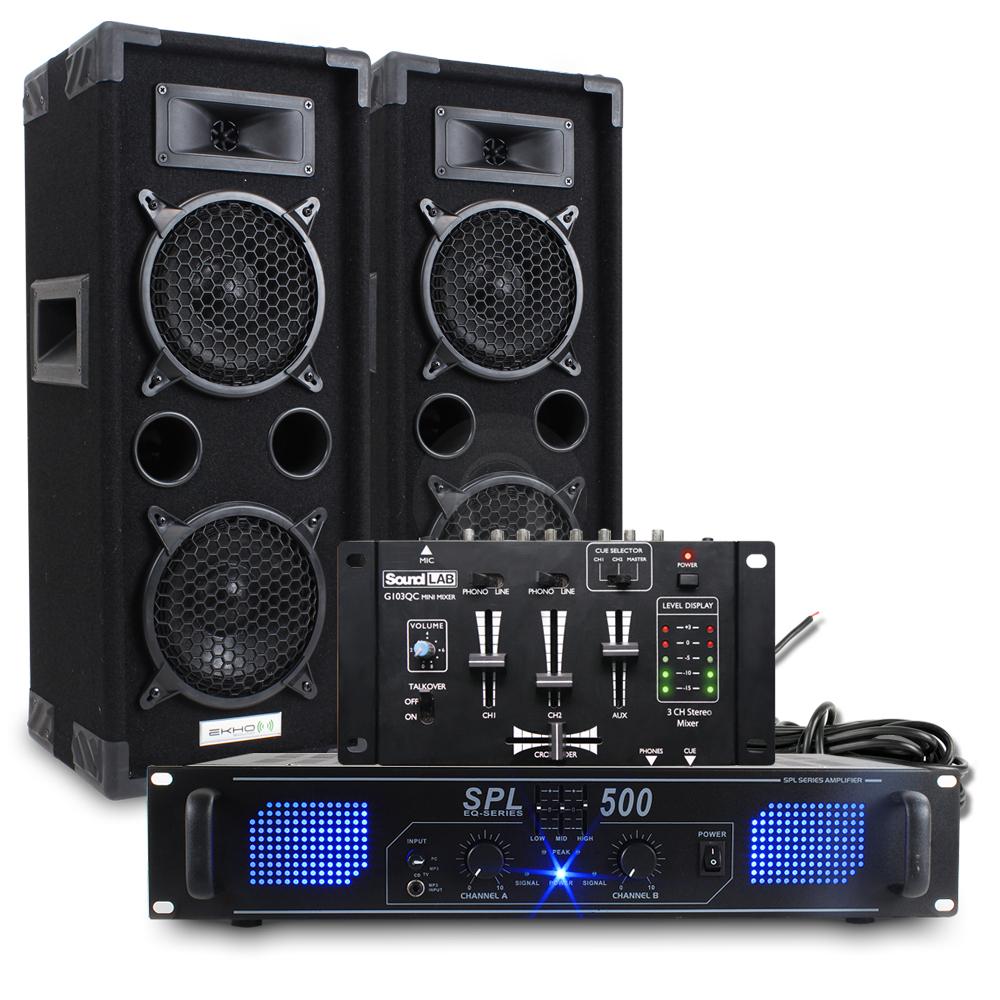 Yamaha Karaoke Speakers