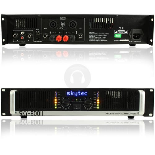 SKY-800 II PA Amplifier 2 x 400W