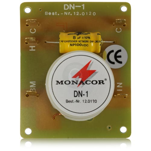 Monacor 2-Way Crossover Network 60W