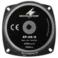 Monacor SP-60/8 Hi-fi Bass Midrange Speaker Driver