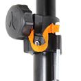 2x Ekho Sturdy Magnesium Speaker Stands