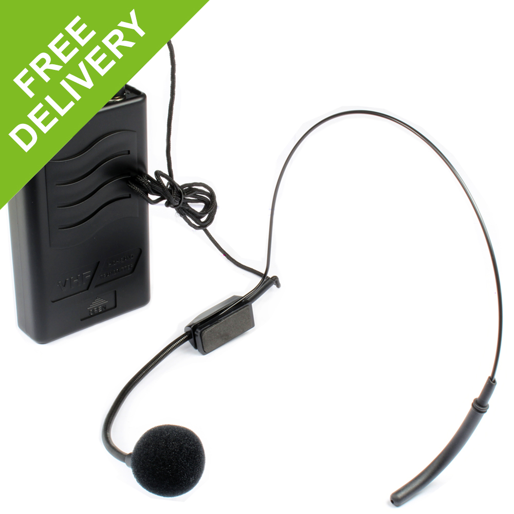 wireless headset microphone for karaoke machine