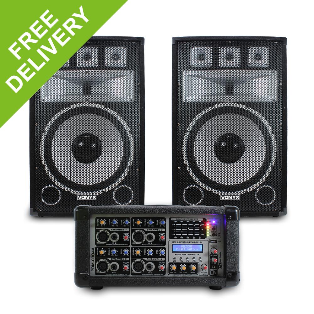 dj sound system. dj sound system 1000w. picture 1 of 5 dj